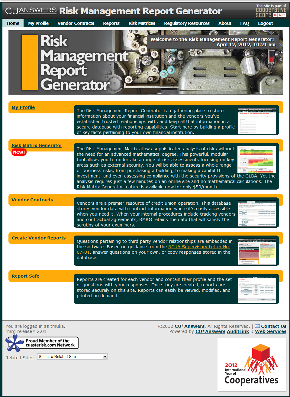 management reports templates